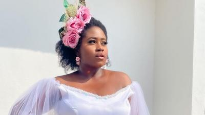 Wedding guest? Lydia Forson has the perfect outfit inspiration for the role