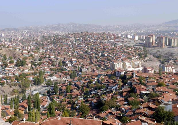 Ankara. Najpiękniejsze miejsca Turcji