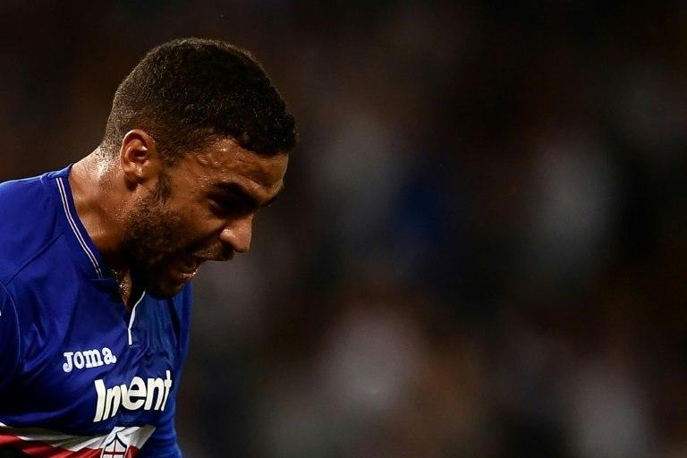 Sampdoria's Gregoire Defrel scored his second brace to lead the Serie A scorers with four goals in four games.