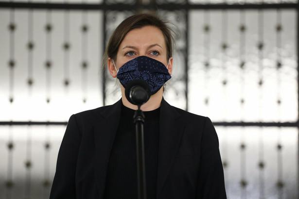 W ocenie szefa klubu KO, Rudzińska-Bluszcz jest kandydatką, która łączy.