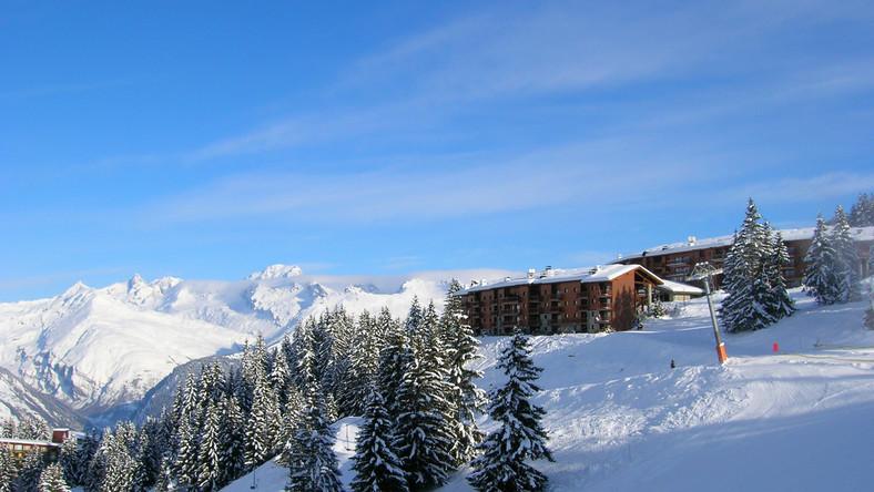 Les Arcs: Tu pojeździsz na nartach okrągły rok