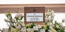 Bliscy pożegnali Wojciecha Pszoniaka