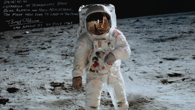 Pamiątki z programów kosmicznych do kupienia na aukcji