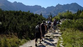 Polskie góry latem coraz bardziej atrakcyjne dla turystów
