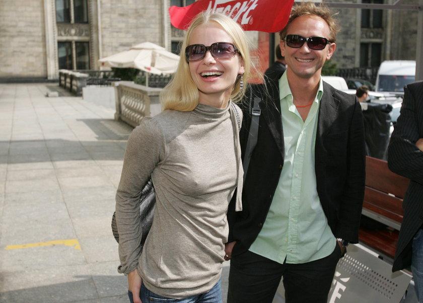 Magdalena Cielecka i Andrzej Chyra