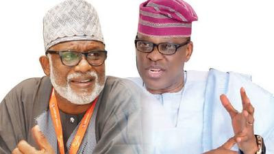 End of the road for Jegede as Supreme Court upholds Akeredolu's election