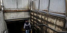 Wyremontujcie tunel na placu Bohaterów Getta