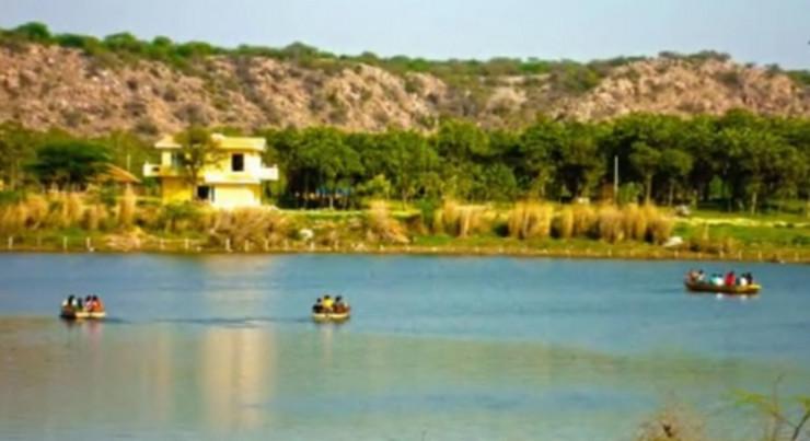 Jezero, Indija, sc youtube