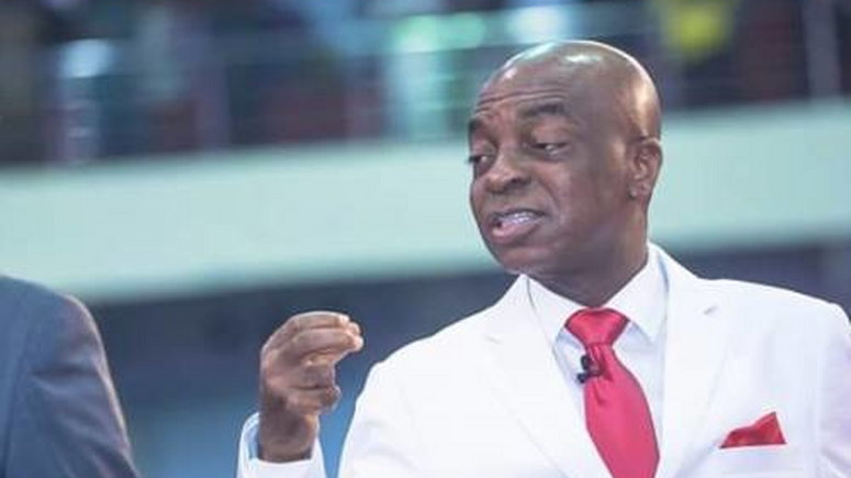 Oyedepo says Buhari rules with no direction [ARTICLE] - Pulse Nigeria