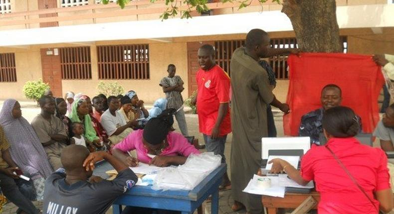 EC suspends voter registration