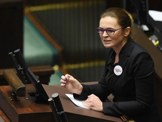 Projekt liberalizujący przepisy aborcyjne odrzucony. 'Za' dalszymi pracami Pawłowicz i Kaczyński, 28 posłów PO i N nie zagłosowało