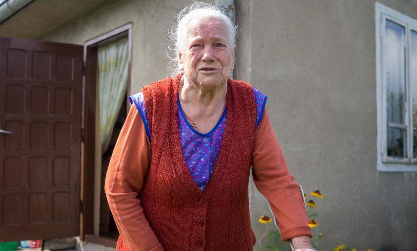 Babcia Dominiki