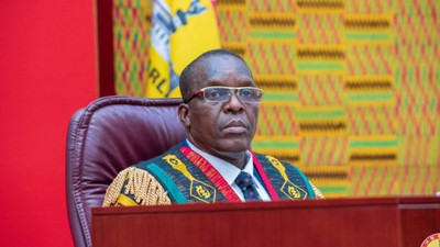 You can't arrest and prosecute MPs without my notice – Alban Bagbin to Ghana Police Service