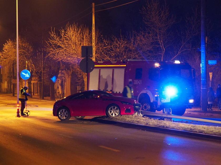 Śmiertelne potrącenie na Rudzkiej. Nie żyje obywatelka Ukrainy
