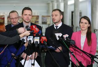 PO: Projekt PiS ws. zgromadzeń jest niezgodny z konstytucją