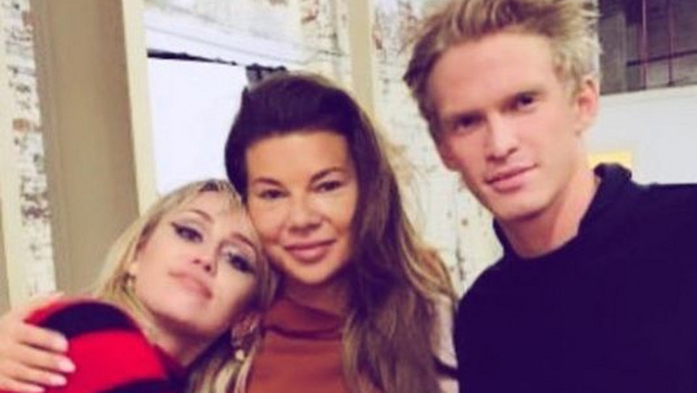 Miley Cyrus, Edyta Górniak, Cody Simpson