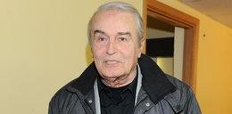 Tadeusz Pluciński nadal cierpi po wypadku