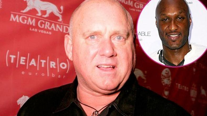 Dennis Hof, owner of the brothel where Lamar Odom was found unconscious says there was no sign of drugs