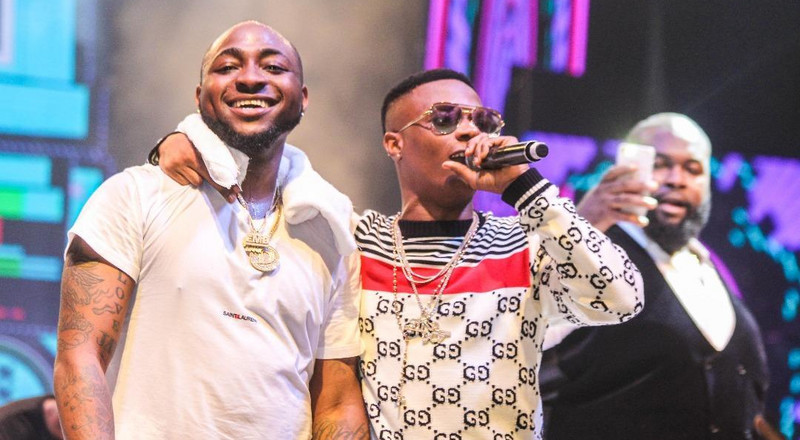 Watch Davido admit that Wizkid inspired him and a generation [Video]