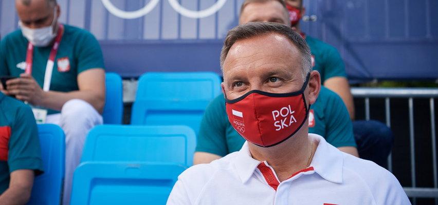 Andrzej Duda pogratulował wioślarkom. Co napisał prezydent?