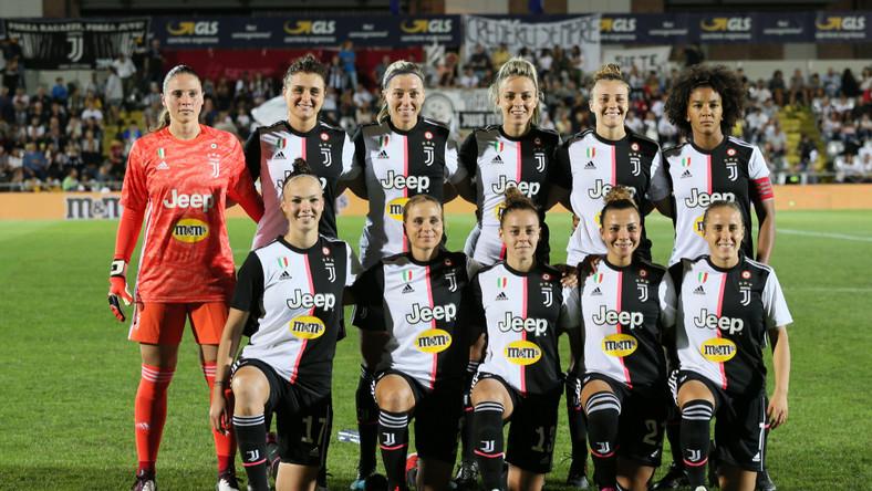 Kobieca drużyna Juventusu Turyn