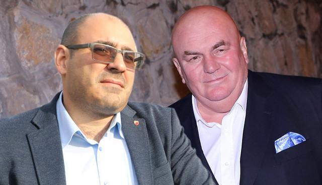 Vladimir Đukanović i Dragan Marković Palma