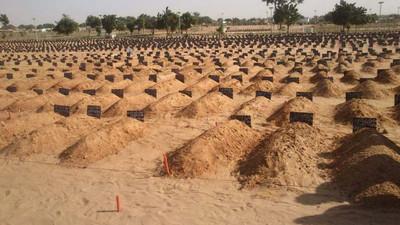 Dakar: Les cimetières explosent