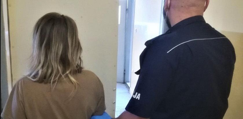 Awantura o brak maseczki. 29-latka wpadła w szał. Trafiła do aresztu!