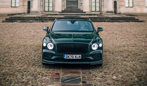 Bentley Flying Spur V8 – 550 koni dla arystokraty