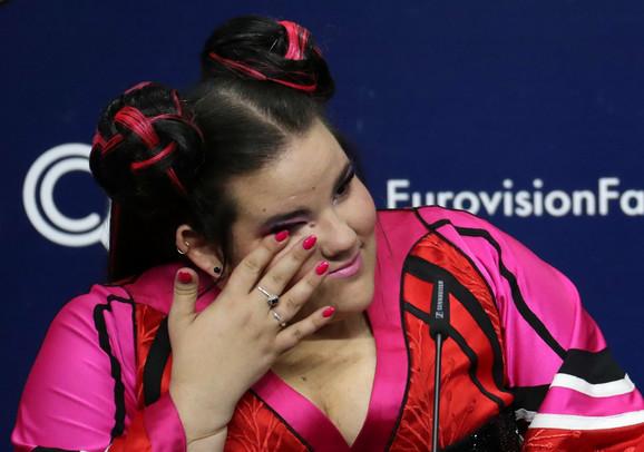 Neta Barzilaj, pobednica Evrovizije