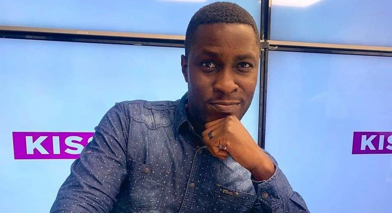 Media Personality cum actor Nick Ndeda