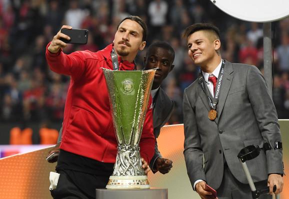 Zlatan Ibrahimović i Markos Roho