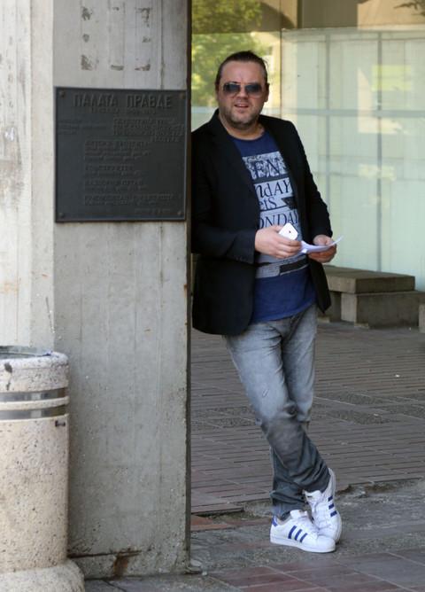 Željko: Nisam znao da je danas trebalo da se pojavim na sudu!