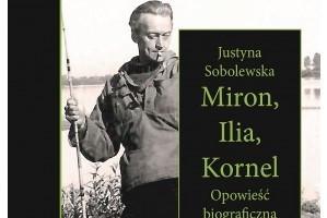 okładka książki o Kornelu Filipowiczu
