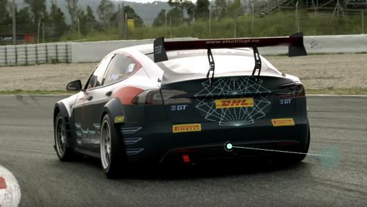 Tesla Model S wkracza w świat wyścigów. Nadchodzą nowe porządki?