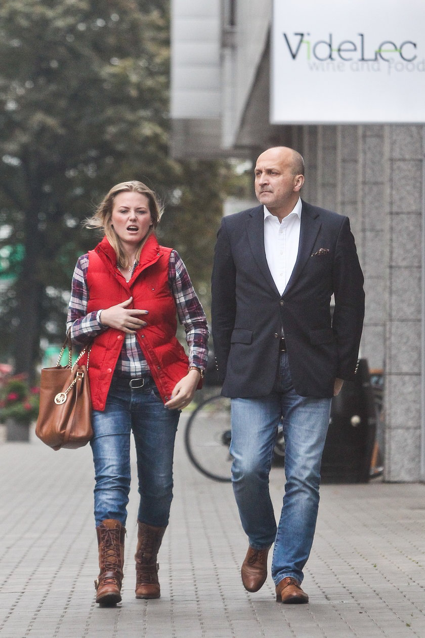 Kazimierz Marcinkiewicz, Izabel Orchowicz - Marcinkiewicz