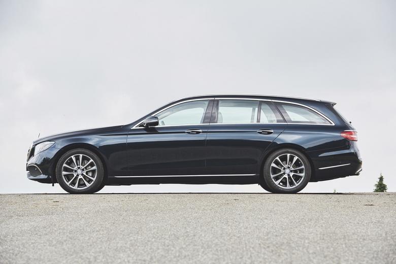 Flota marzeń - Audi A6, Mercedes klasy E, BMW serii 5 i Volvo V90
