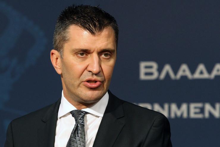 Ministar Đorđević