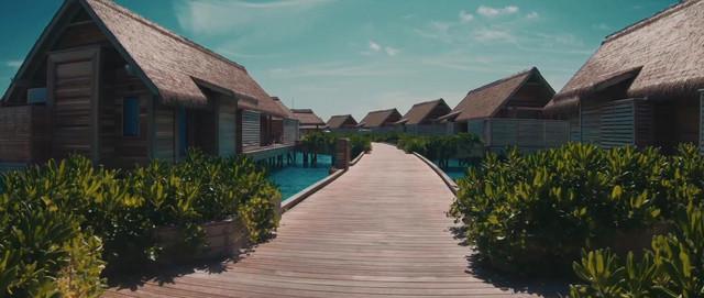Raj na Maldivima