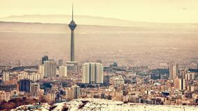 Teheran dusi się z powodu smogu