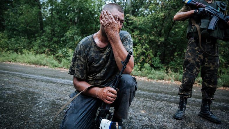 Ukraiński minister obrony: Rosjanie ponoszą bardzo duże straty