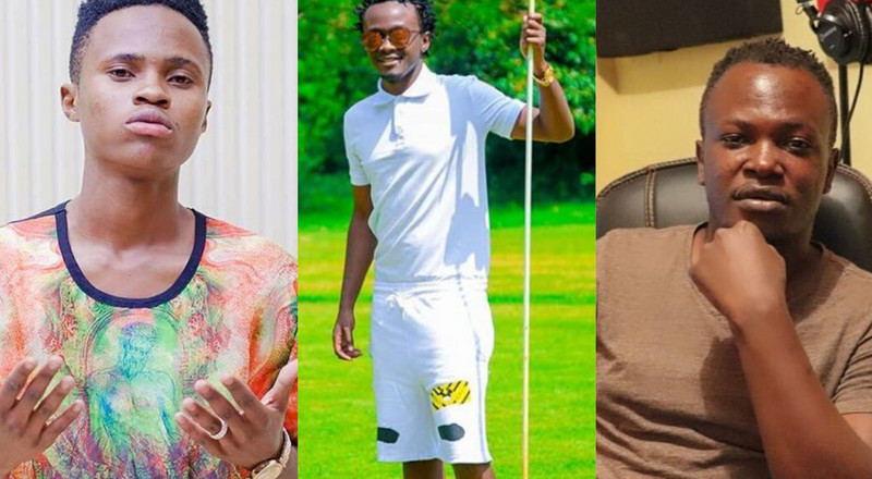 Bahati sets the record straight on Peter Blessing arrest and court battle (Video)