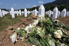 Srebrenica Potocari pusti posle godisnjice zlocina