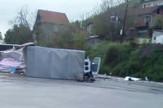 PROKUPLJE saobracajna nezgoda kod Prokuplja