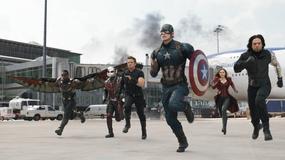 """""""Kapitan Ameryka: wojna bohaterów"""" na Blu-rayu: Avengers na kolanach"""