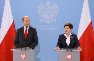 Szydło zapowiada dialog, by osiągnąć porozumienie w CZD