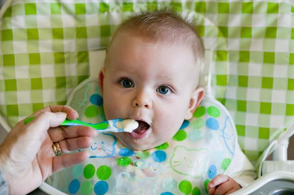 I portikle za bebe su potencijalno toksične