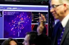 Naučnici iz CERN-a ulovili su 38 atoma antivodonika