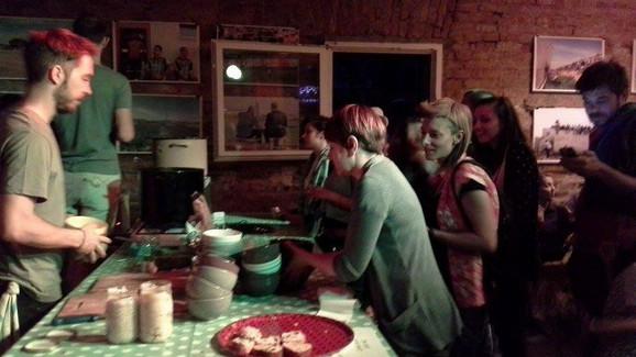 Posetioci su uživali u dobroj hrani