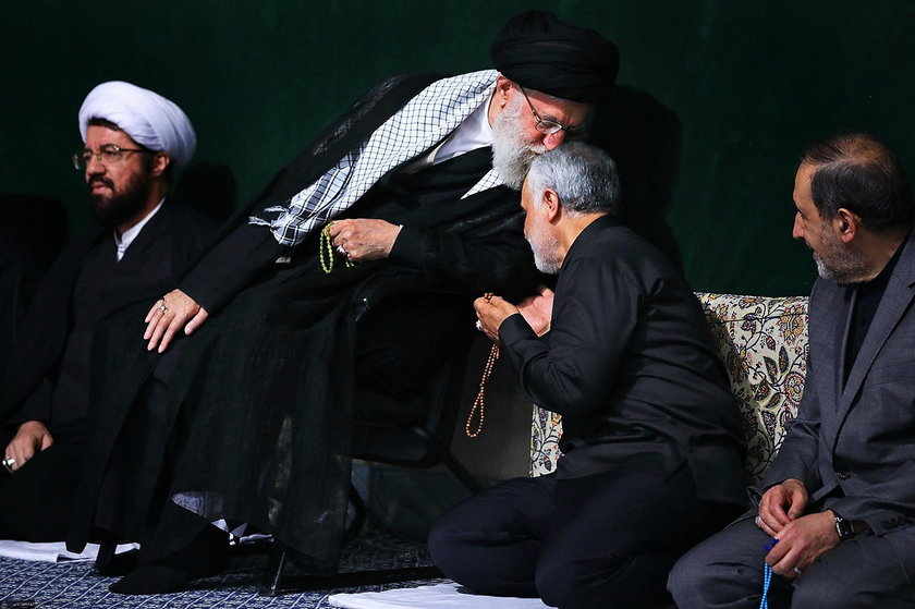 Zabójstwo irańskiego dowódcy. Kim był Kasem Sulejmani?
